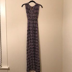 Rachel Pally Jersey Maxi Dress Size Small